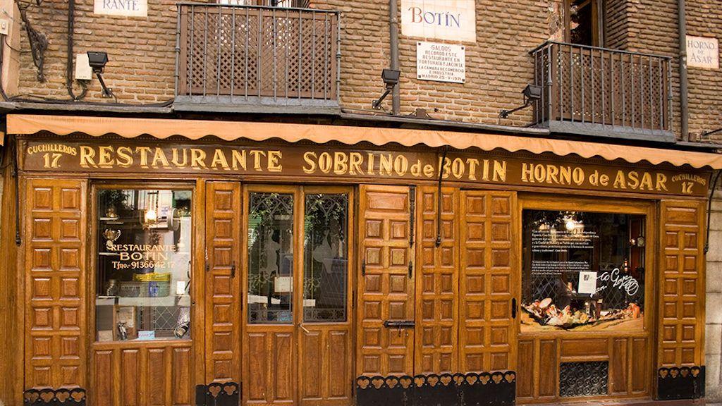 Közel háromszáz éve ég ugyanaz a tűz egy spanyol étterem kemencéjében