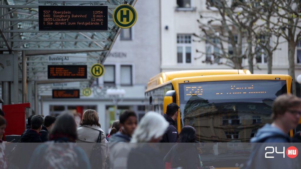 Az ingyenes tömegközlekedés bevezetését gondolkodnak a németek