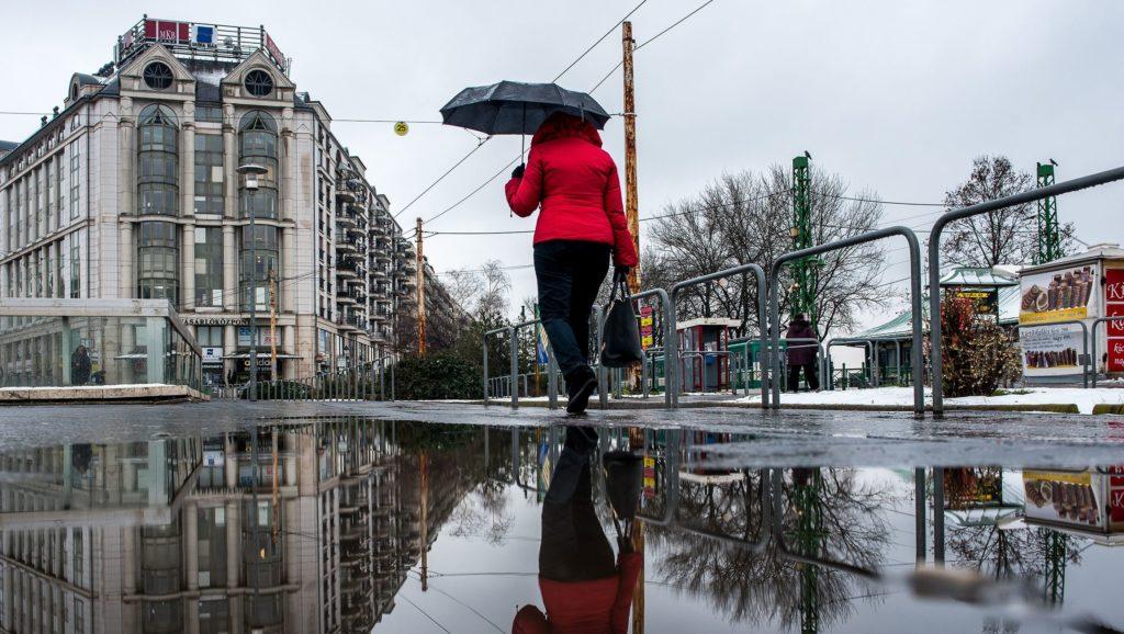 Nem sok jót ígér a szerdai időjárás