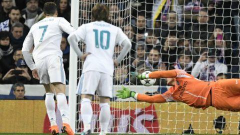 Mindenki C. Ronaldo rejtélyes tizenegyesét próbálja megfejteni