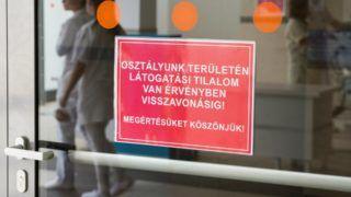 Influenza - Részleges látogatási tilalom három szabolcsi kórházban