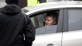Visegrád, 2017. február 15.Kucsák László fideszes képviselő érkezik a Fidesz-KDNP frakciószövetség kihelyezett tanácskozására Visegrádon 2017. február 15-én.MTI Fotó: Koszticsák Szilárd