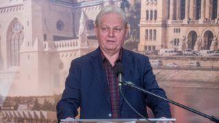 Budapest, 2018. január 30. Tarlós István fõpolgármester rendkívüli sajtótájékoztatót tart a Városházán 2018. január 30-án. MTI Fotó: Balogh Zoltán