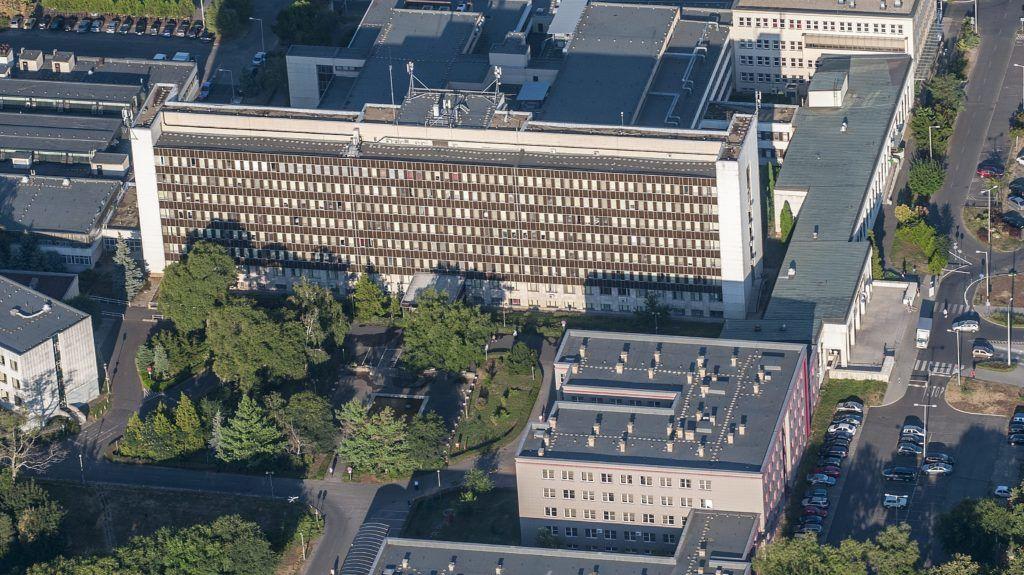 Debrecen, 2013. augusztus 16. A Kenézy Gyula Kórház Debrecenben 2013. augusztus 16-án. MTI Fotó: Czeglédi Zsolt