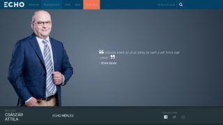 Echo TV, Császár Attila