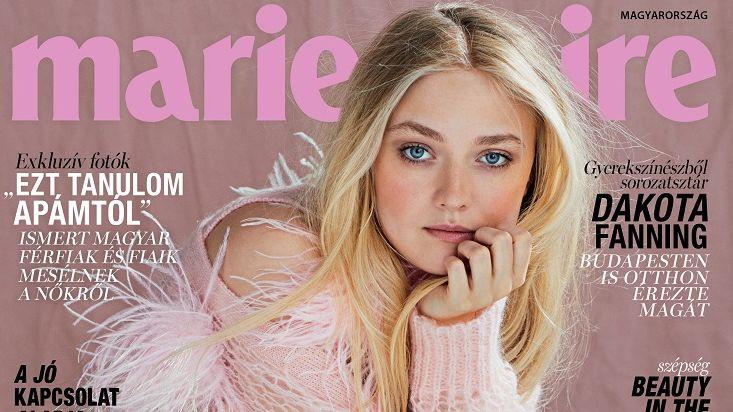 Marie Claire, március