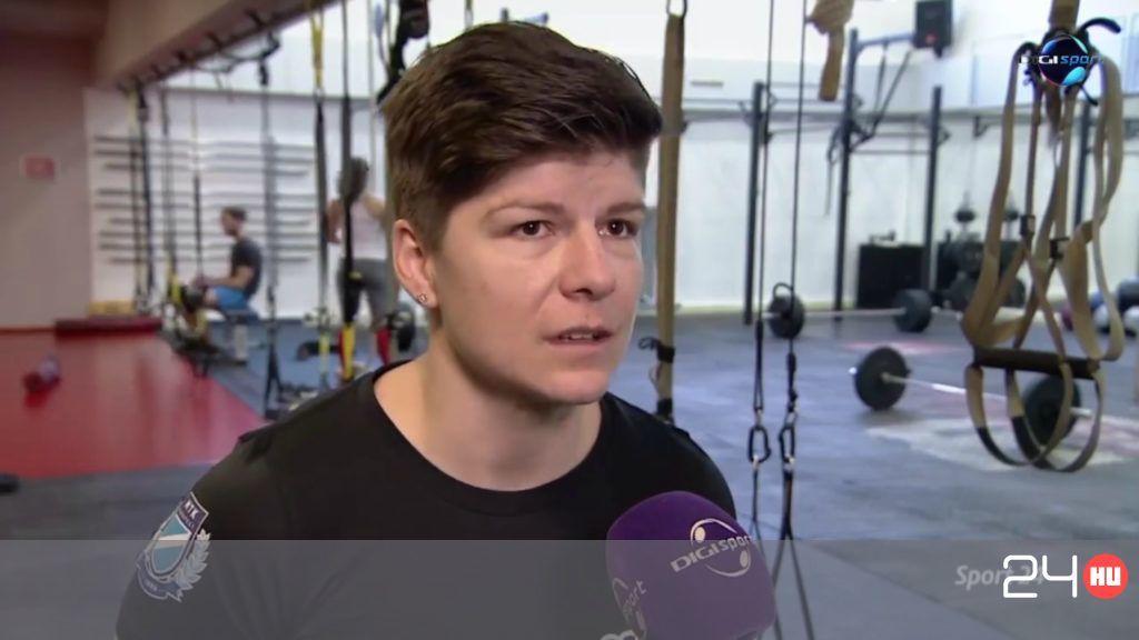 Miklós Edit még mindig próbálja feldolgozni, hogy nem lehet ott az olimpián