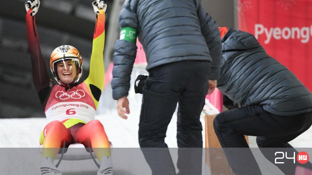 Nem ő volt a leggyorsabb a végén, mégis olimpiai bajnok lett