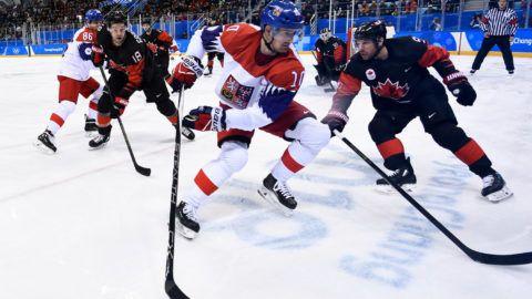 Kanada bukta a csoportelsőséget az olimpián
