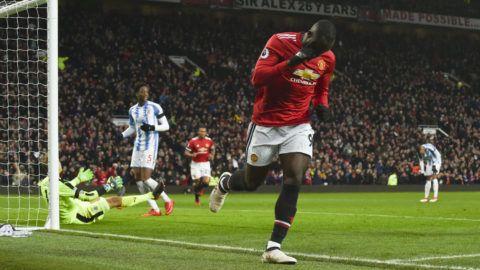 Kétszer találta el a kaput a Manchester United, elég volt