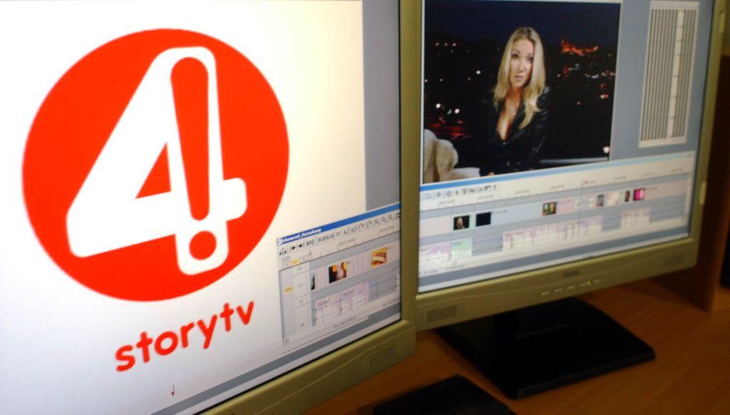 Story TV, Story4. MTI Fotó: Balaton József