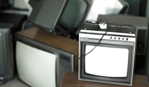 tévé, tv, régi készülék