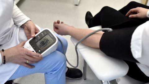 Budapest, 2018. február 6. Menedzserszûrés a Fõnix-Med Zrt. diagnosztikai központjában a Váci Greens Egészségközpontban 2018. február 6-án. Az Affidea Diagnosztika Kft. megvásárolta a Fõnix-Med Zrt.-t és leányvállalatát, ezzel a csoport a képalkotó diagnosztikai vizsgálatok mellett mintegy 30 szakorvosi területen járóbeteg-ellátást és országos lefedettségû vállalat-egészségügyi szolgáltatásokat is kínál. MTI Fotó: Máthé Zoltán