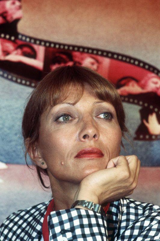 L'actrice française Stéphane Audran (née Colette Suzanne Jeanne Dacheville le 02 novembre 1932 à Versailles) est photographiée, le 20 mai 1978 à Cannes, lors du Festival international du Film. AFP PHOTO / AFP PHOTO