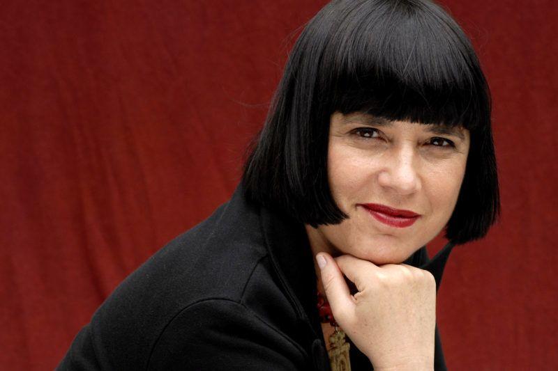 Eve Ensler American writer in 2007. Credit: Ulf Andersen / Aurimages.