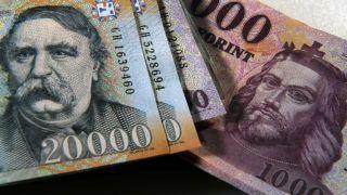 Debrecen, 2016. január 4.A megújított húszezer és tízezer forintos bankjegy részlete. Magyarország ma is hivatalos fizetőeszközét, a forintot 70 évvel ezelőtt, 1946. augusztus elsején vezették be. A pengőt felváltó új pénz nevét I. Károly történelmi aranyforintjáról kapta. MTVA/Bizományosi: Oláh Tibor ***************************Kedves Felhasználó!Ez a fotó nem a Duna Médiaszolgáltató Zrt./MTI által készített és kiadott fényképfelvétel, így harmadik személy által támasztott bárminemű – különösen szerzői jogi, szomszédos jogi és személyiségi jogi – igényért a fotó készítője közvetlenül maga áll helyt, az MTVA felelőssége e körben kizárt.
