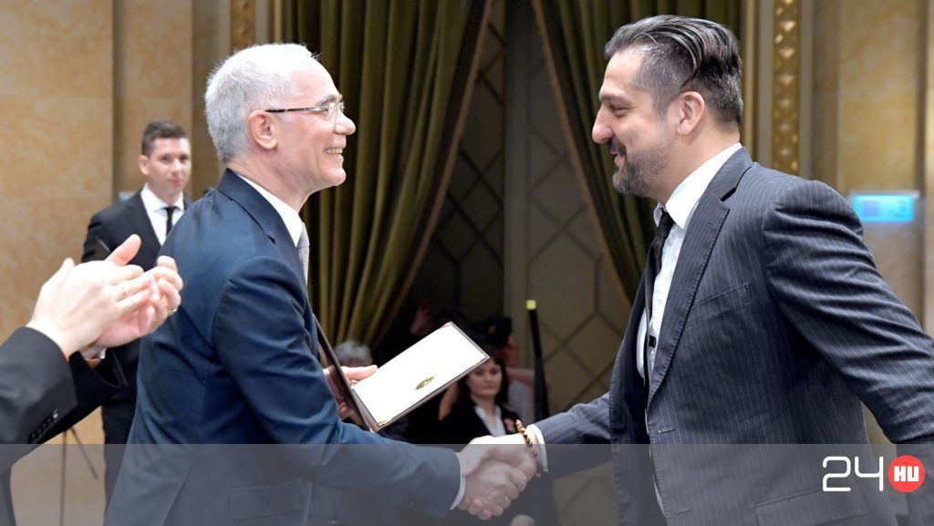 Még Rákay Philipet is kitüntette Balog Zoltán