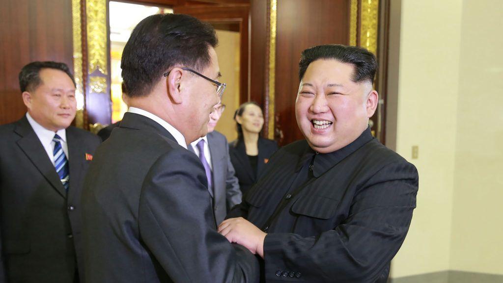 un North korea kim jong