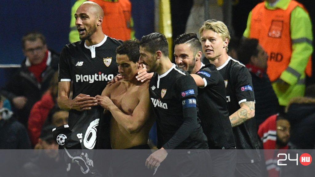 A Sevilla csodacseréje kivégezte a Unitedet