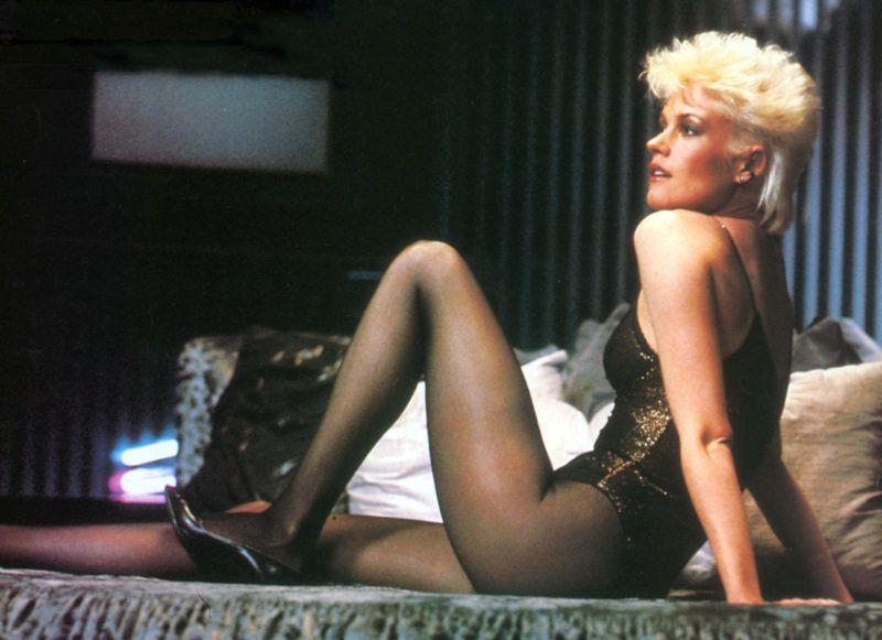 Body double  Body Double   Year: 1984 - usa  Melanie Griffith   Director: Brian De Palma