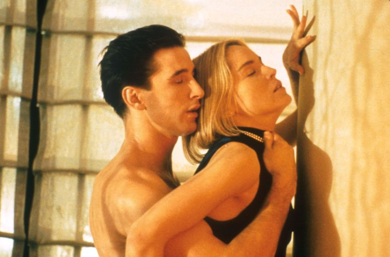 Sliver  Sliver   Year: 1993 - usa  Sharon Stone, William Baldwin   Director: Phillip Noyce