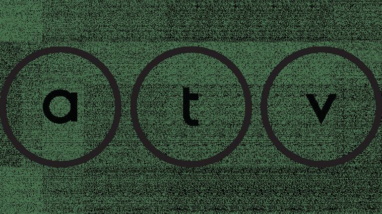 Az ATV új logója 2018. március 15-től