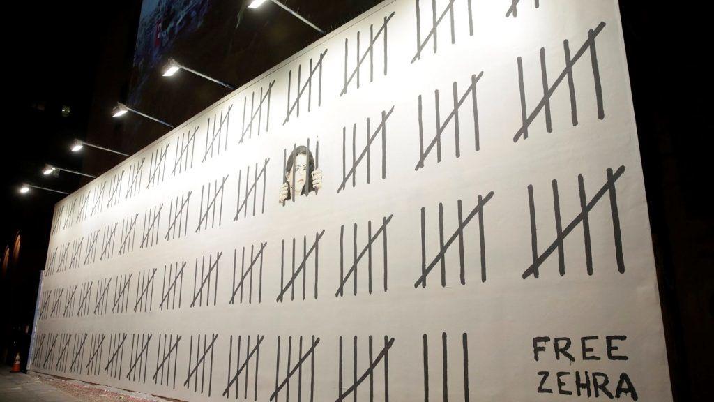 Banksy-mű New Yorkban