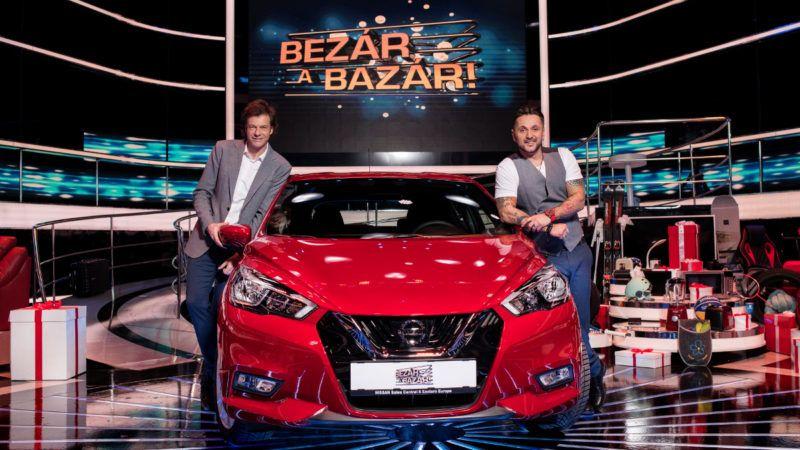 Bezár a Bazár! - TV2