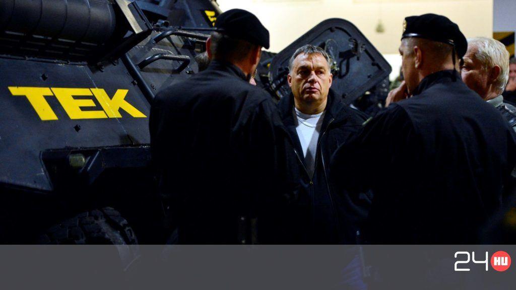 Orbán újabb 1,9 milliárd forintot hagyott jóvá terrorellenes intézkedésekre