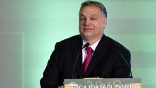 Budapest, 2018. március 6. Orbán Viktor miniszterelnök beszédet mond a Magyar Kereskedelmi és Iparkamara gazdasági évnyitóján a Boscolo Budapest szállodában 2018. március 6-án. MTI Fotó: Koszticsák Szilárd