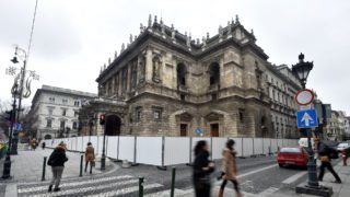 Elkezdődtek az Operaház felújítási munkálatai