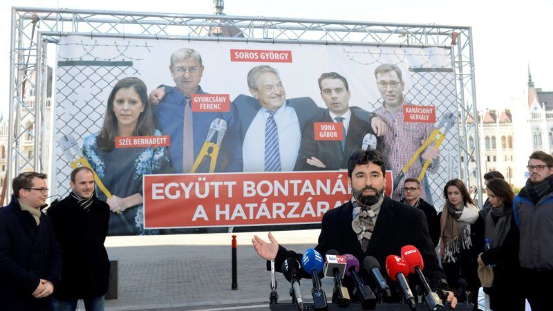 Választás 2018 - Bemutatták a Fidesz új plakátját