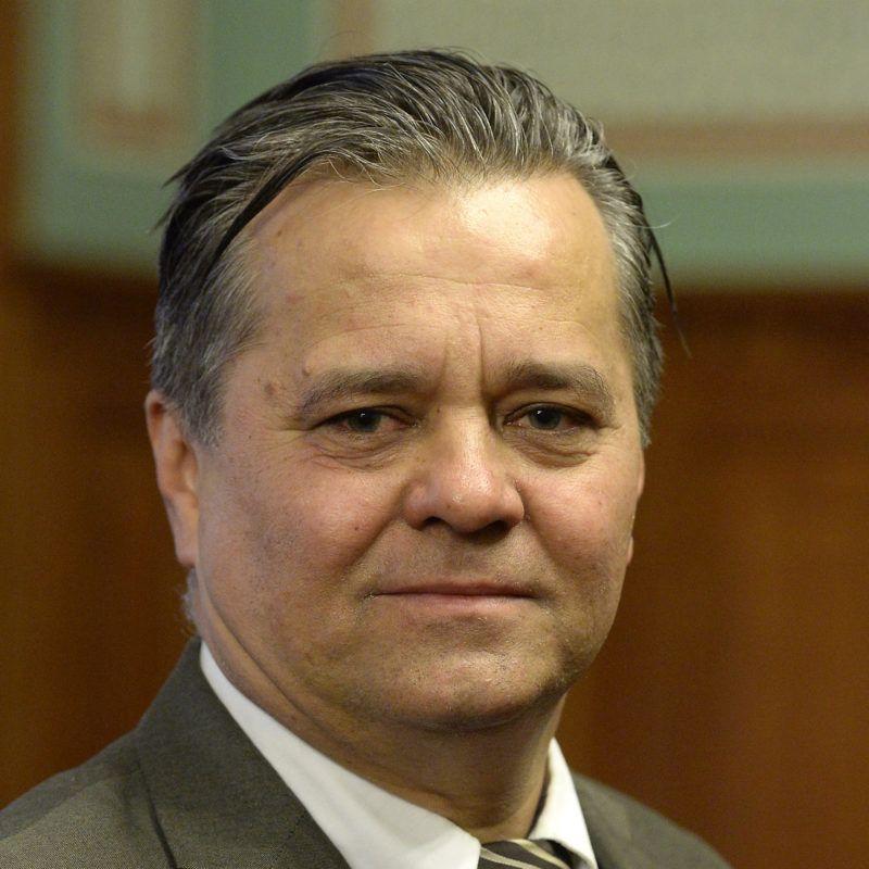 Budapest, 2018. március 23. Erdei Csaba, az Összefogás Párt által a Nemzeti Választási Bizottságba (NVB) delegált tag az eskütételén az Országházban 2018. március 23-án. MTI Fotó: Soós Lajos