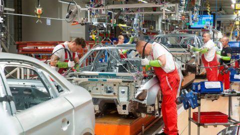 Az Audi Hungária Zrt. győri üzeme