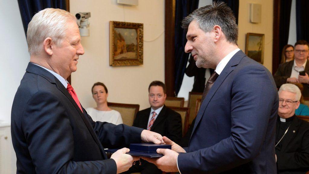 Tarlós István átadta a Csengery Antal-díjakat