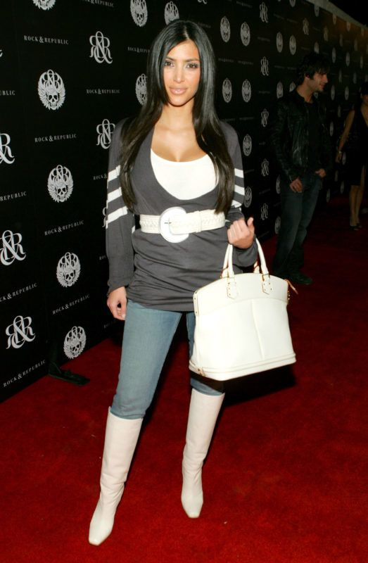 Kim Kardashian (Photo by John Shearer/WireImage for Rock & Republic)