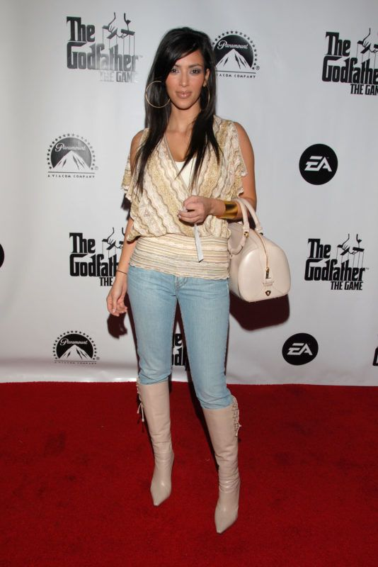 Kim Kardashian (Photo by Mark Sullivan/WireImage)