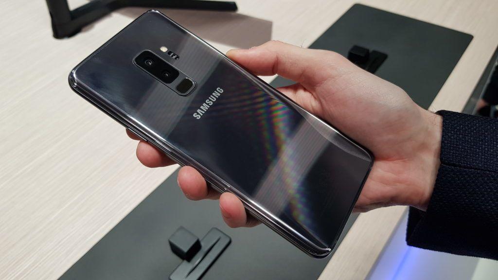 A Samsung Galaxy S9 legnagyobb újítása egy állítható lyuk  8e7ff1eeac
