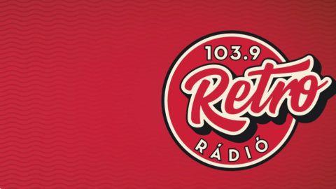 A nyíregyházi Retro Rádió logója