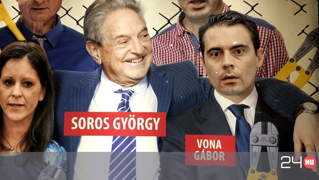 A választási bizottság szerint jogsértően ragasztották le a sorosozó Fidesz-plakátokat