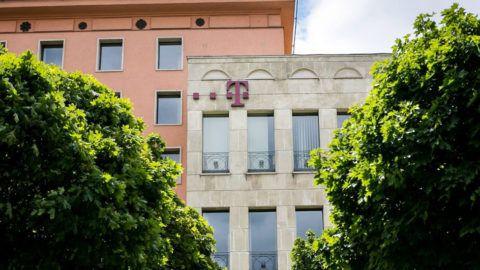 A Telekom székháza
