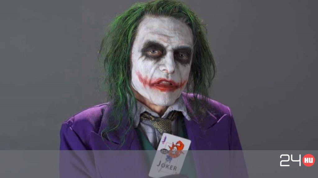 A Joker bőrébe bújt a világ legrosszabb filmese