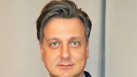 Ürge Dezső, a Sláger FM leendő vezérigazgatója