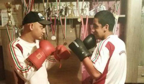 Öccse mentette meg a vérrákkal küzdő bokszolót