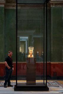 3214215 10/13/2017 Bust of Nefertiti at the Berlin State Museums. Igor Zarembo/Sputnik