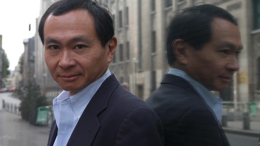 Francis Fukuyama, American essayist in 2004. Credit: Ulf Andersen / Aurimages.