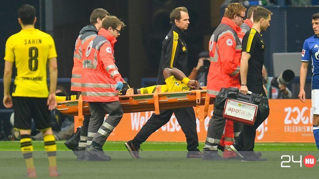 Többet is veszített egy derbinél a Dortmund