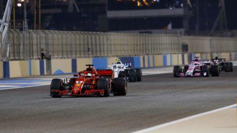 Az előzések versenye a Bahreini Nagydíj – élő