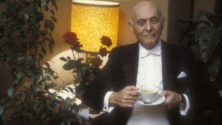Hungarian-British conductor Geor Solti, 1991 / Il direttore d'orchestra Georg Solti, 1991 - ©Marcello Mencarini/Leemage
