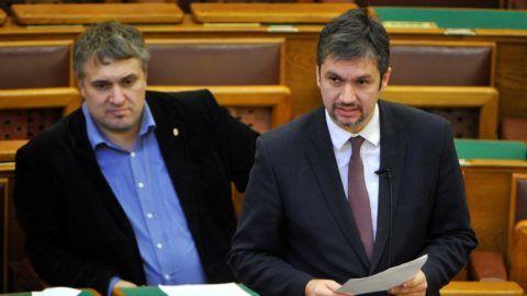 Az Országgyűlés plenáris ülése